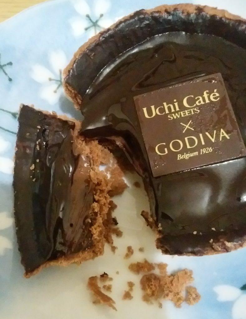 Uchi Café SWEETS×GODIVA ショコラタルト
