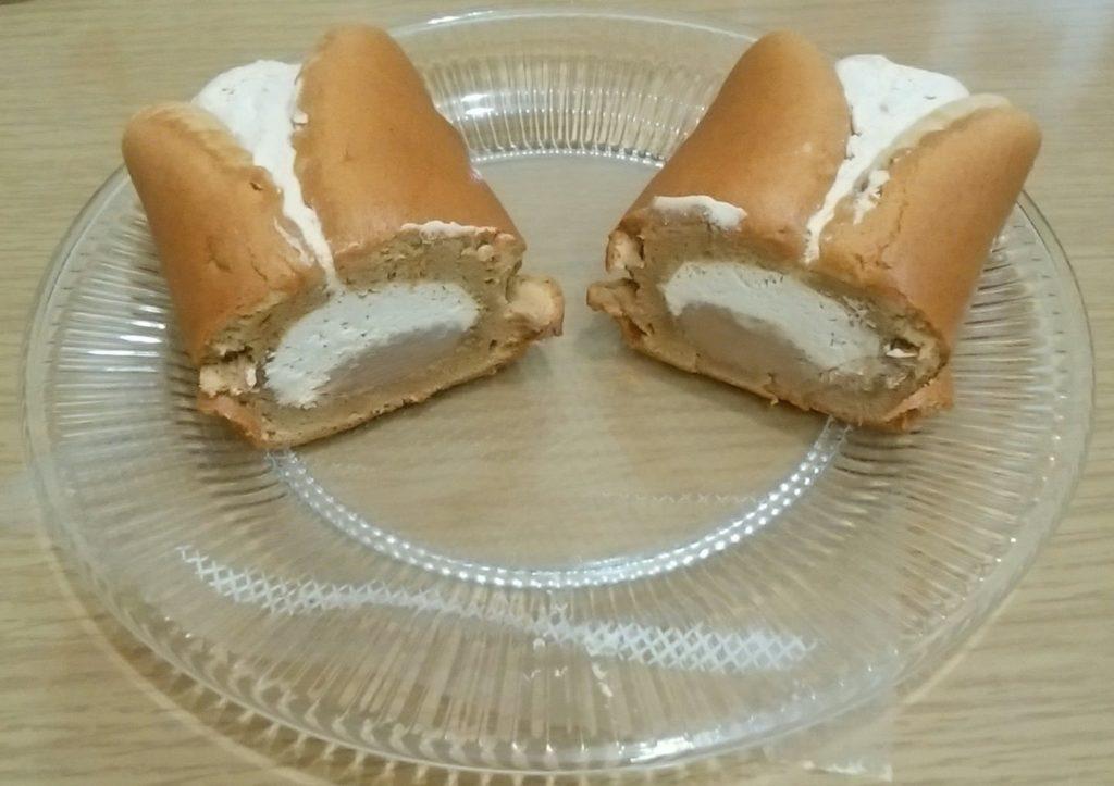 キャラメル好きのための生キャラメルケーキ
