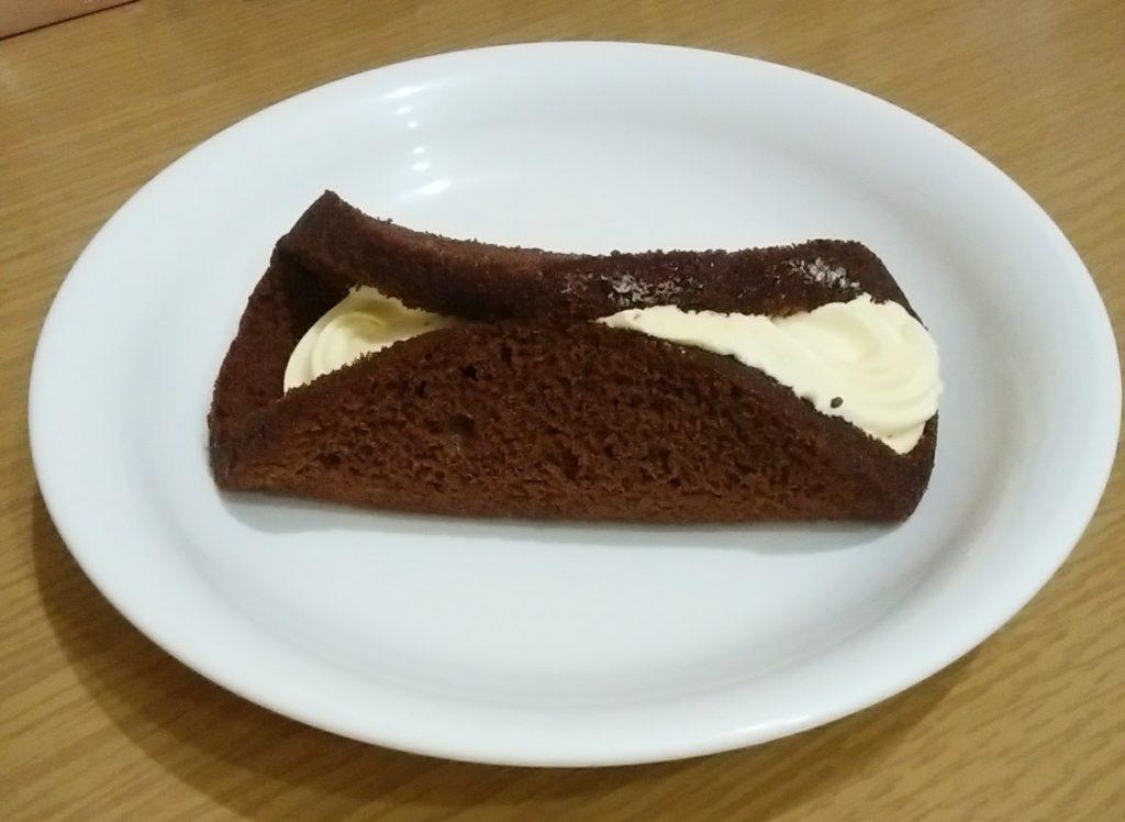 ブランのチョコオムレット ~バナナクリーム~