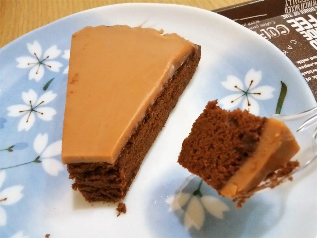 ミルクティーの生ガトーショコラ