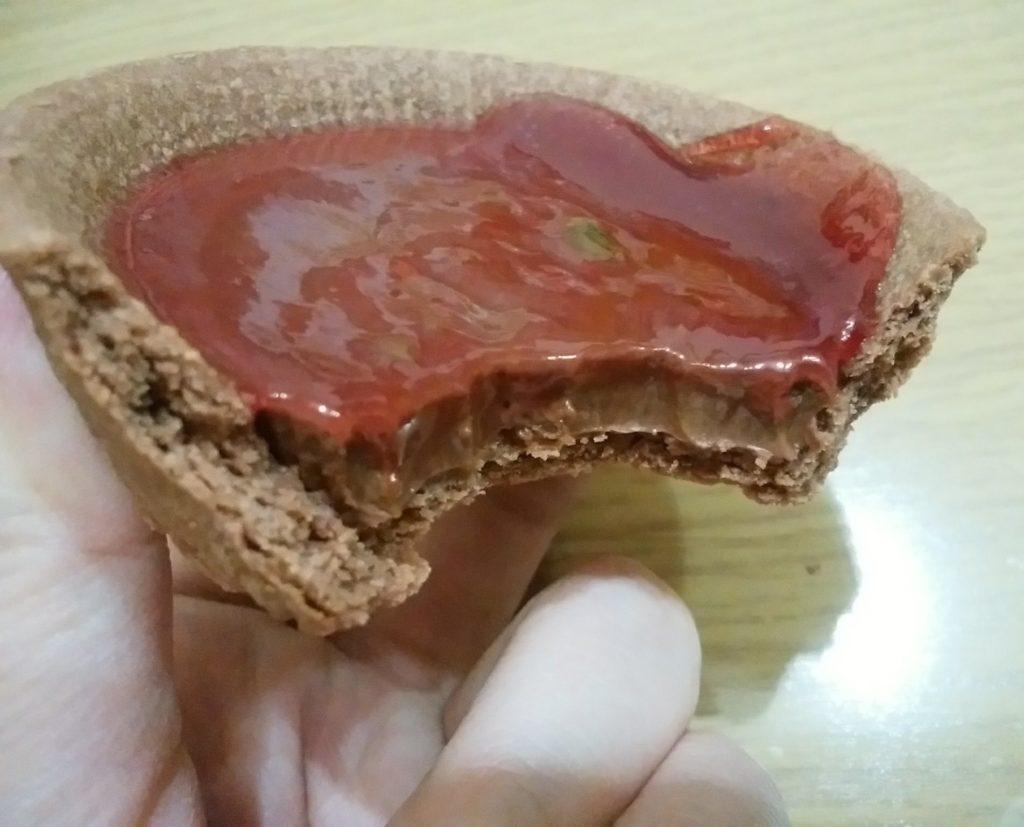 ベリーショコラタルト