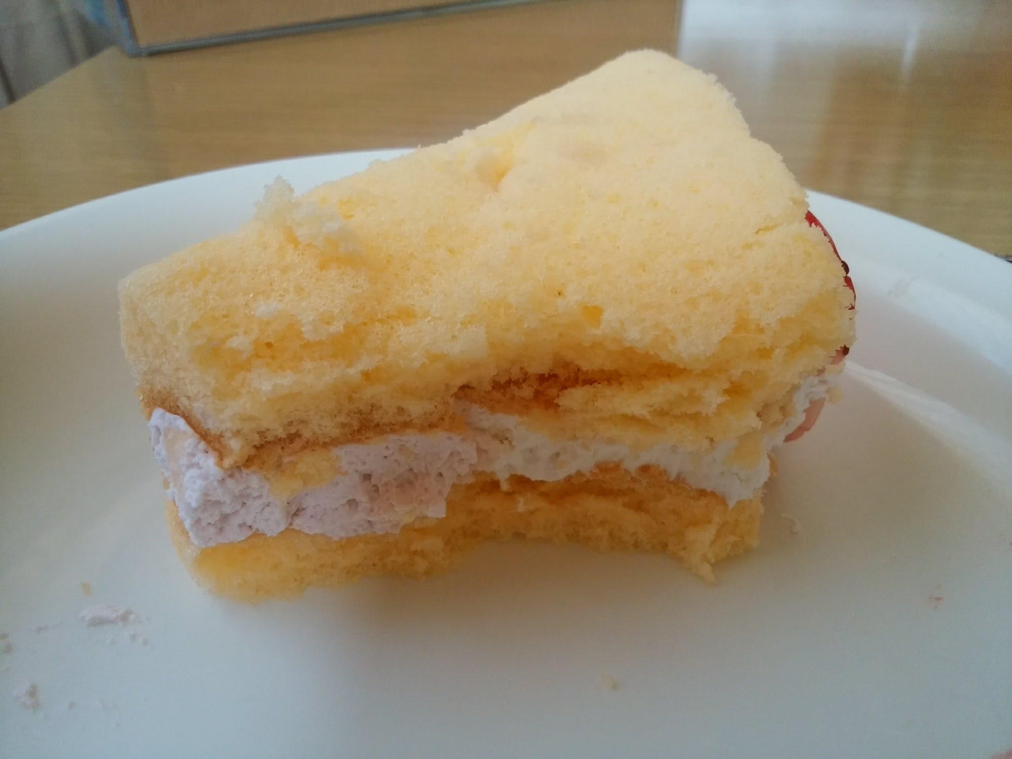 いちごのケーキサンド