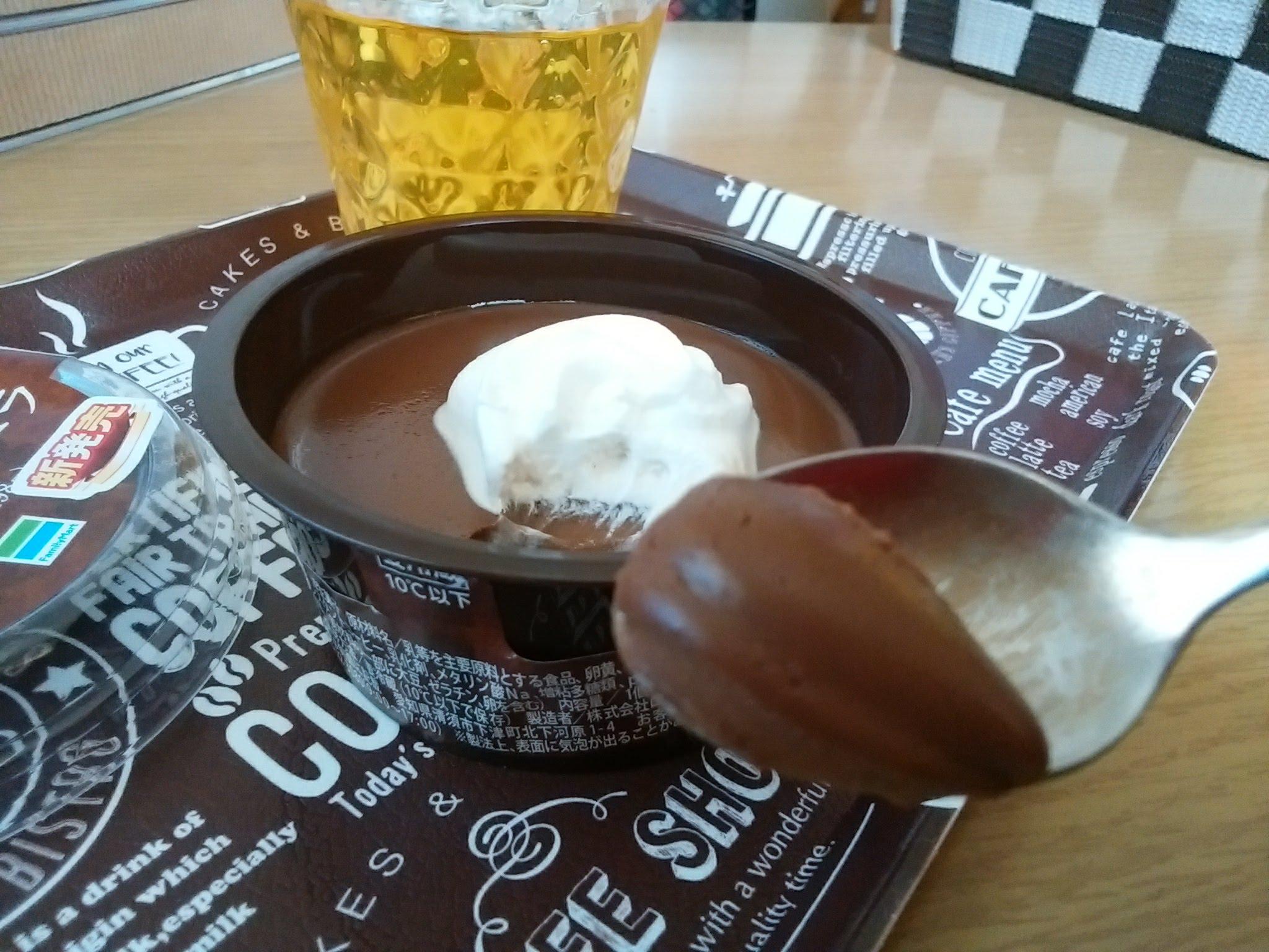 ケンズカフェ東京監修~珈琲薫るクレームショコラ