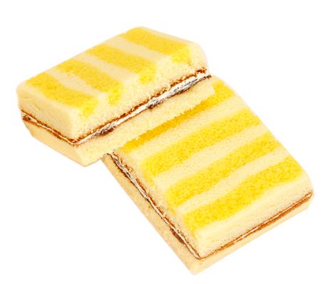 レモンのサンドケーキ